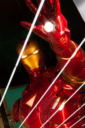 Disney Magic Marvel Avengers Academy Iron Man Mark VI Prototype