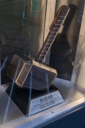 Disney Magic Marvel Avengers Academy Thor's Mjolnir (Hammer)