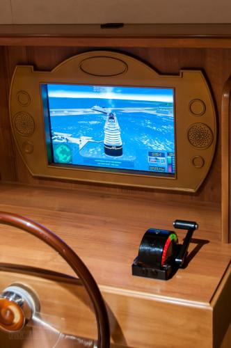Disney Magic Oceaneer Lab Ship Simulator