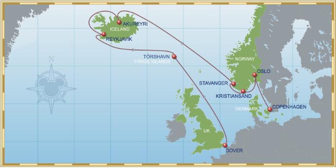 Disney Cruise Line Announces Magical Summer 2015