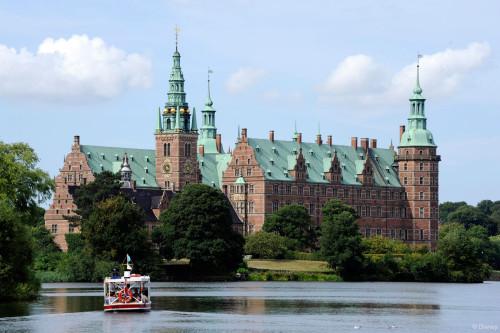 DCL Frederiksborg Castle Copenhagen Denmark 2015
