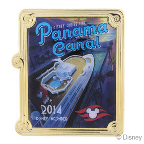 DCL Pin Panama Canal May 2014