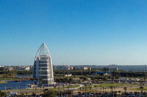 Port Canaveral Exploration Tower