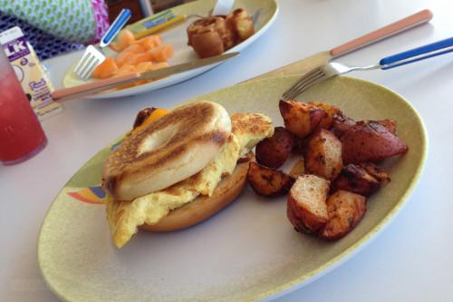 Cabanas Fuel Up Breakfast