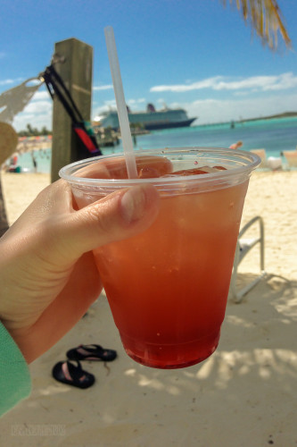 Drink Of The Day Paradise Castaway Cay