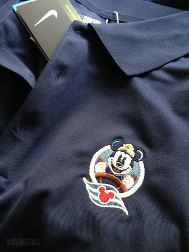 Captain Mickey Polo Shirt