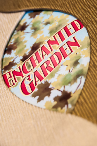 Enchanted Garden Menu Logo