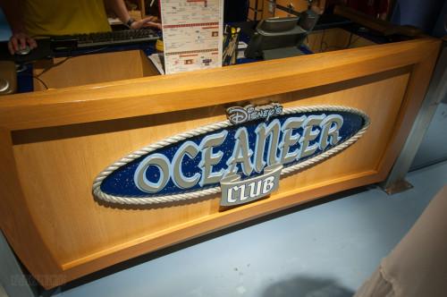 Oceaneer Club Checkin