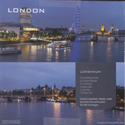 Skyline Passport Fantasy 2014 06 London 07 Londinium Recipe