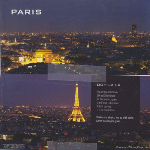 Skyline Passport Fantasy 2014 09 Paris 08 Ooh La La Recipe