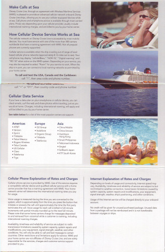 DCL Connect At Sea Brochure Page 2 2014