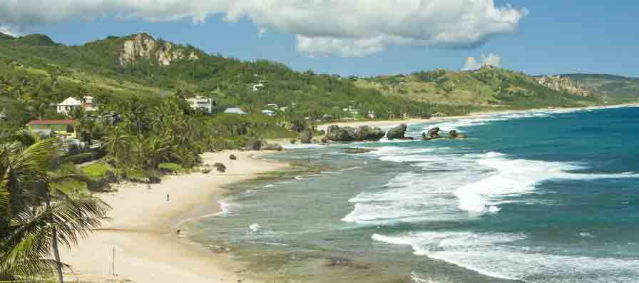DCL Bridgetown Barbados Beach Southern Caribbean