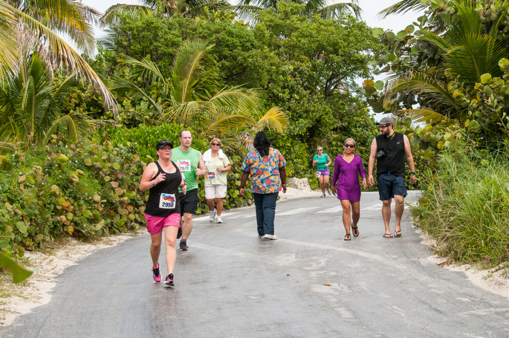 Castaway Cay 5k Runners