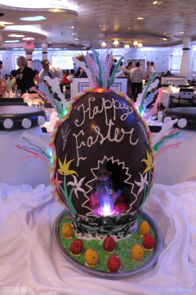 Disney Magic Animators Palate Chocolate Easter Egg