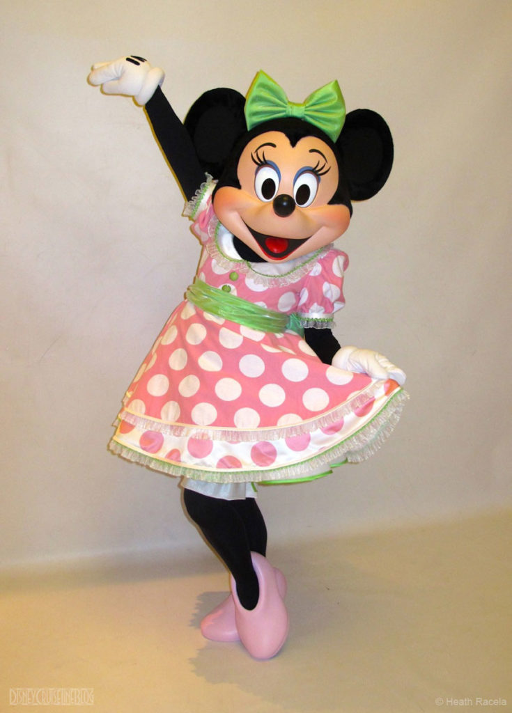 Disney Magic Minnie Mouse Easter Dress Spring
