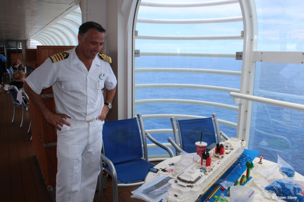 LEGO Disney Wonder Day 6 Captain Fabian