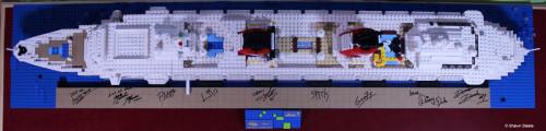 LEGO Disney Wonder Top View Character Signatures