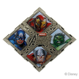 DCL Pin Avengers Assemble July 2014