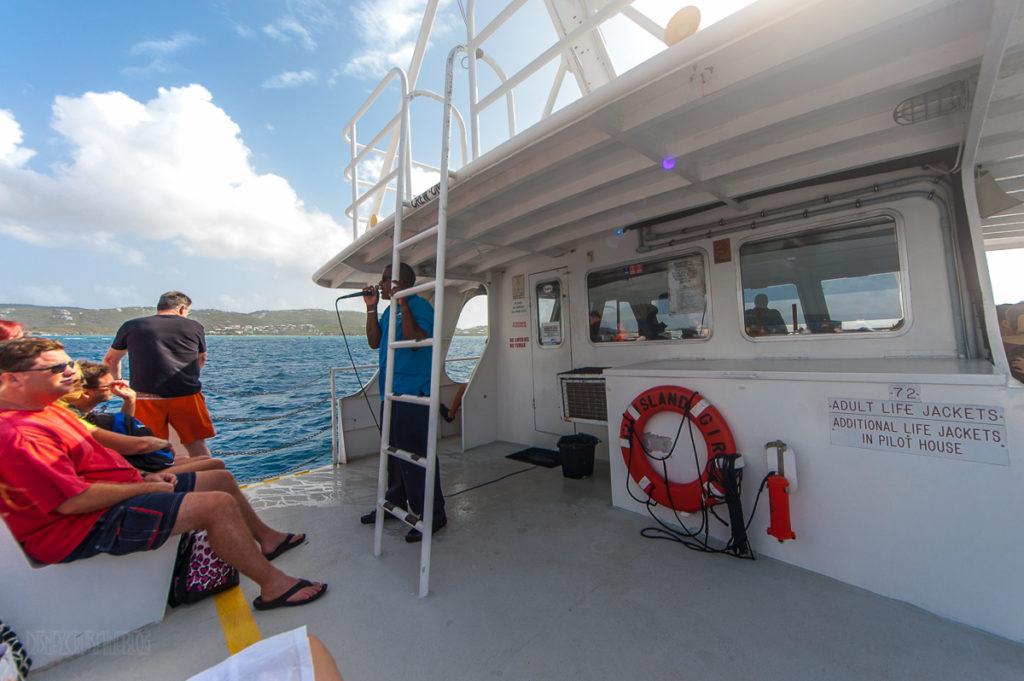 Island Girl Passenger Ferry To St John
