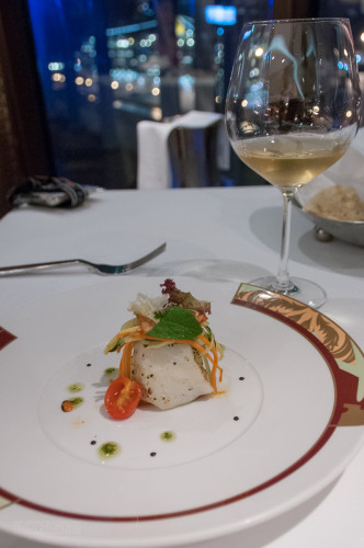 Palo Wine Pairing Branzino In Cartoccio With Planeta Chardonna