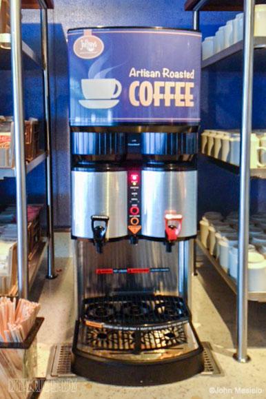 Joffrey S Coffee Replacing Nescaf 233 At Sea The Disney