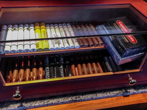 Disney Fantasy Cigar Display Case