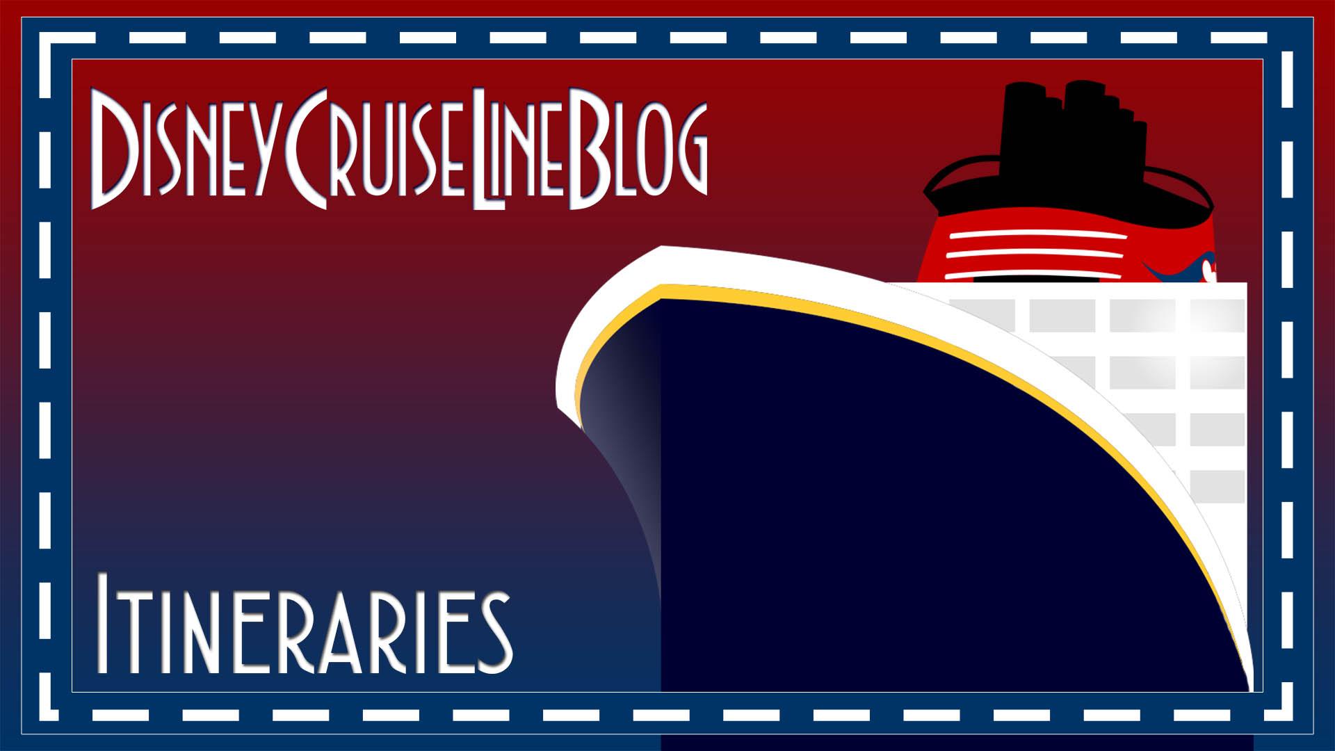 DCLBlog Itineraries