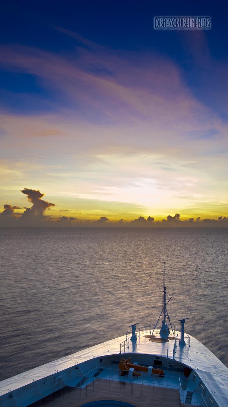 A Wonderful Sunrise iPhone 6 Wallpaper