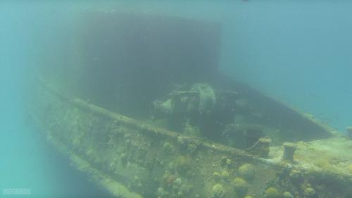 Barbados Shipwreck
