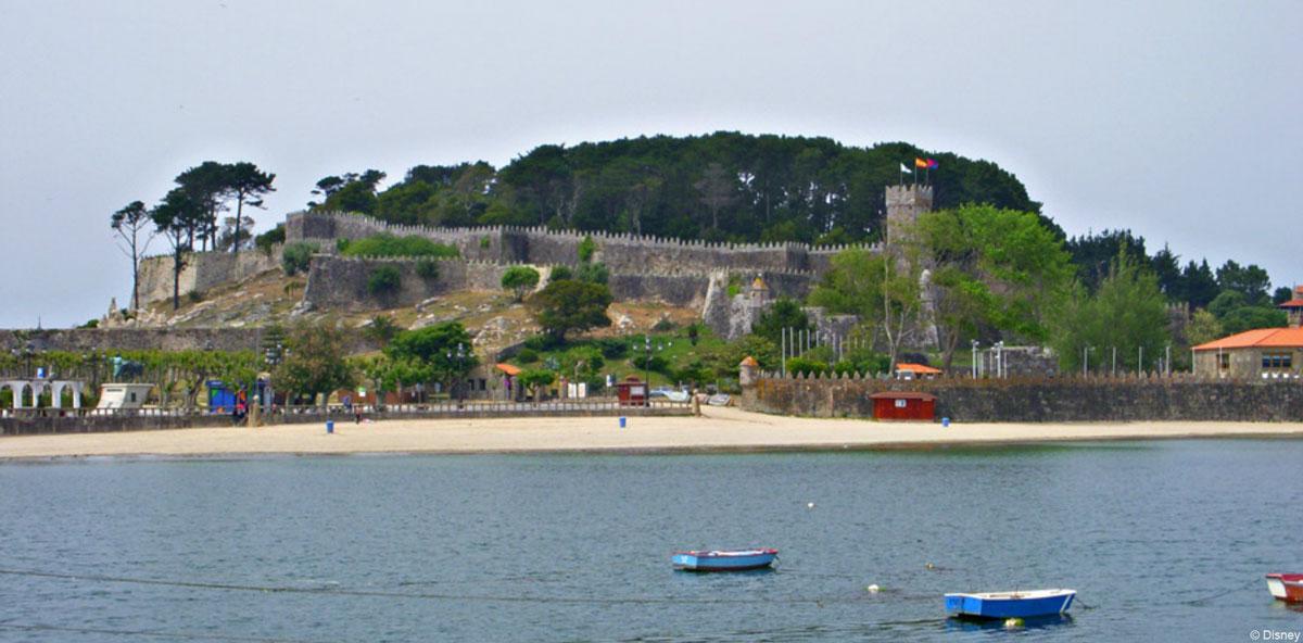DCL Monterreal Fortress Vigo Spain