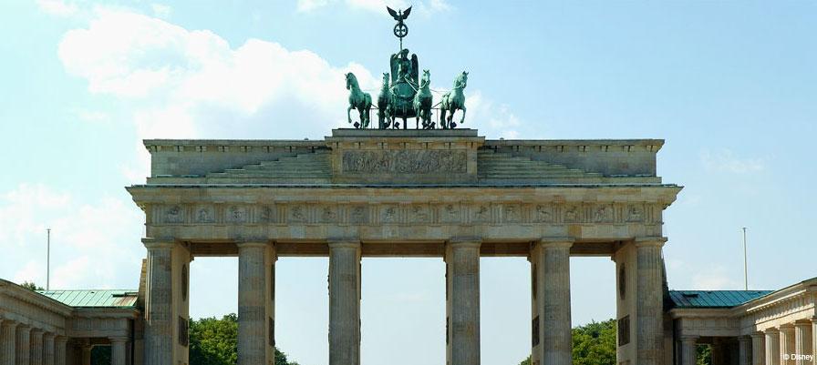 DCL Port Adventures Berlin Germany 2015