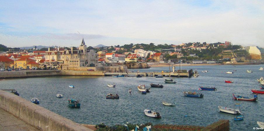 DCL Port Adventures Lisbon Portugal 2015