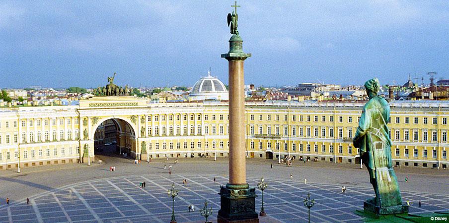 DCL Port Adventures St Petersburg Russia 2015
