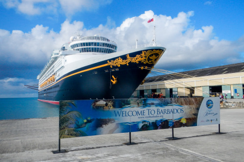 Disney Magic In Barbados