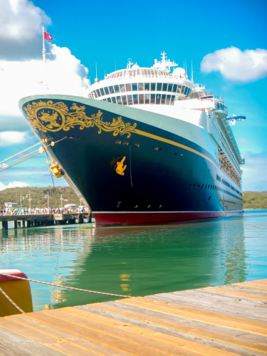 Disney Magic In Antigua
