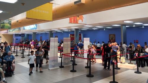 Pan American DCL Terminal