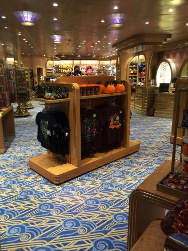 Halloween On The High Seas Merchandise