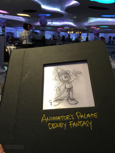 Animators Palate Not The Fantasy