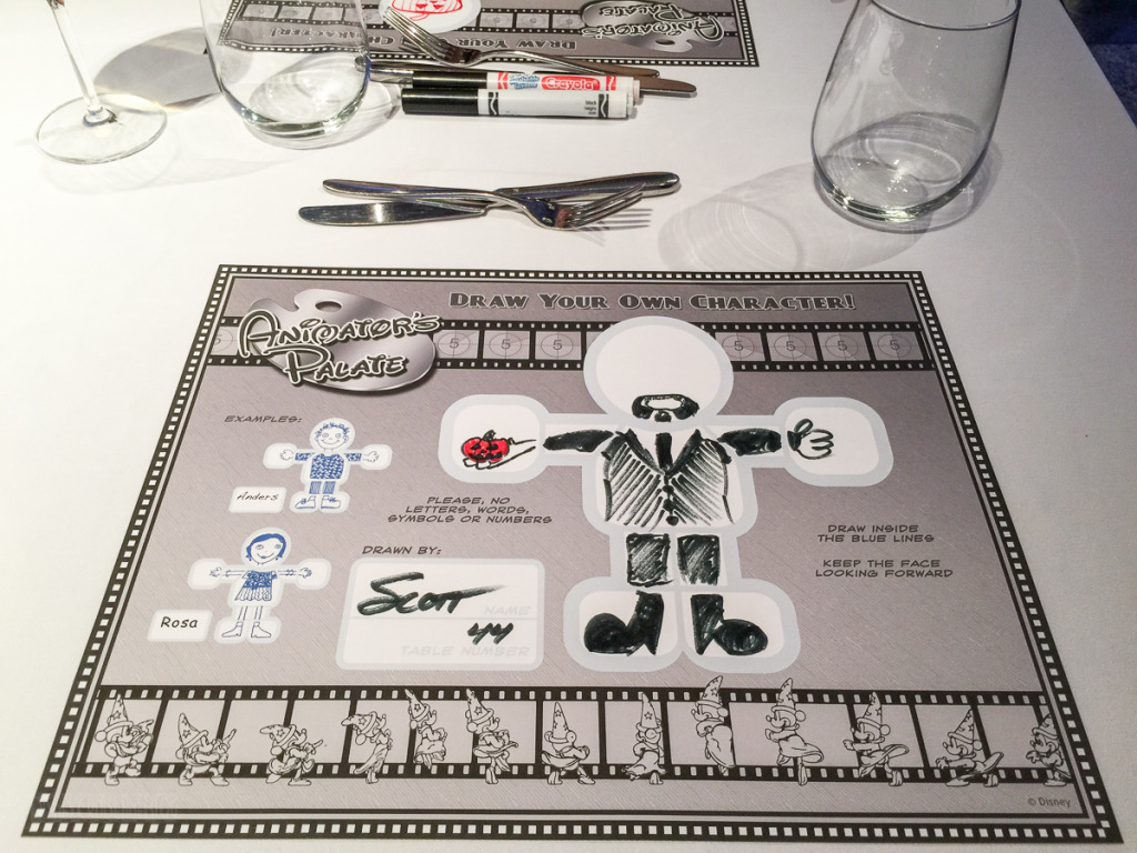 Animation Magic Headleass Horeseman Placemat