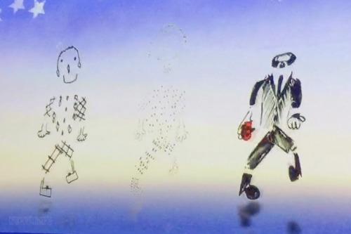 Disney Magic Animation Magic Headless Horseman