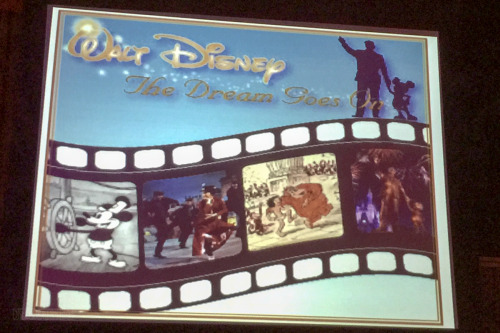 Walt Disney The Dream Goes On