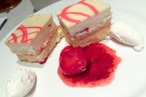 Till We Meet Again Celebration Cake