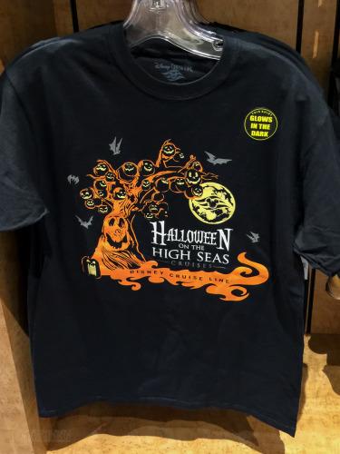 Halloween On The High Seas T Shirts