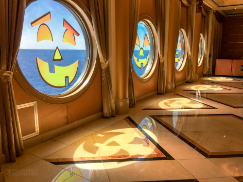 Pumpkin Portholes Disney Magic