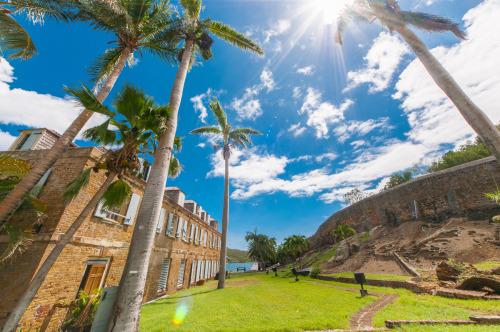 Antigua Dockyard