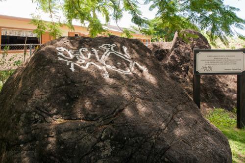 St. Kitts Fertility Petroglyphs