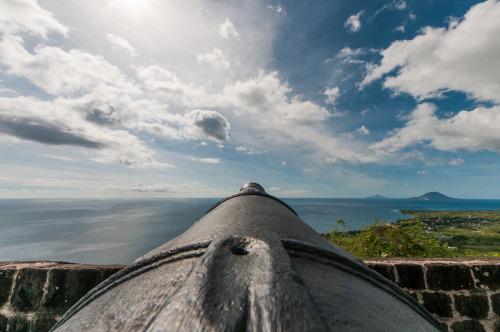 Ready, Aim... Brimston Hill Fortress St. Kitts
