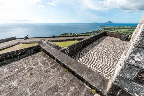 Brimston Hill Fortress St. Kitts