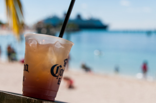 Drink Of The Day Stingray At Castaway Cay