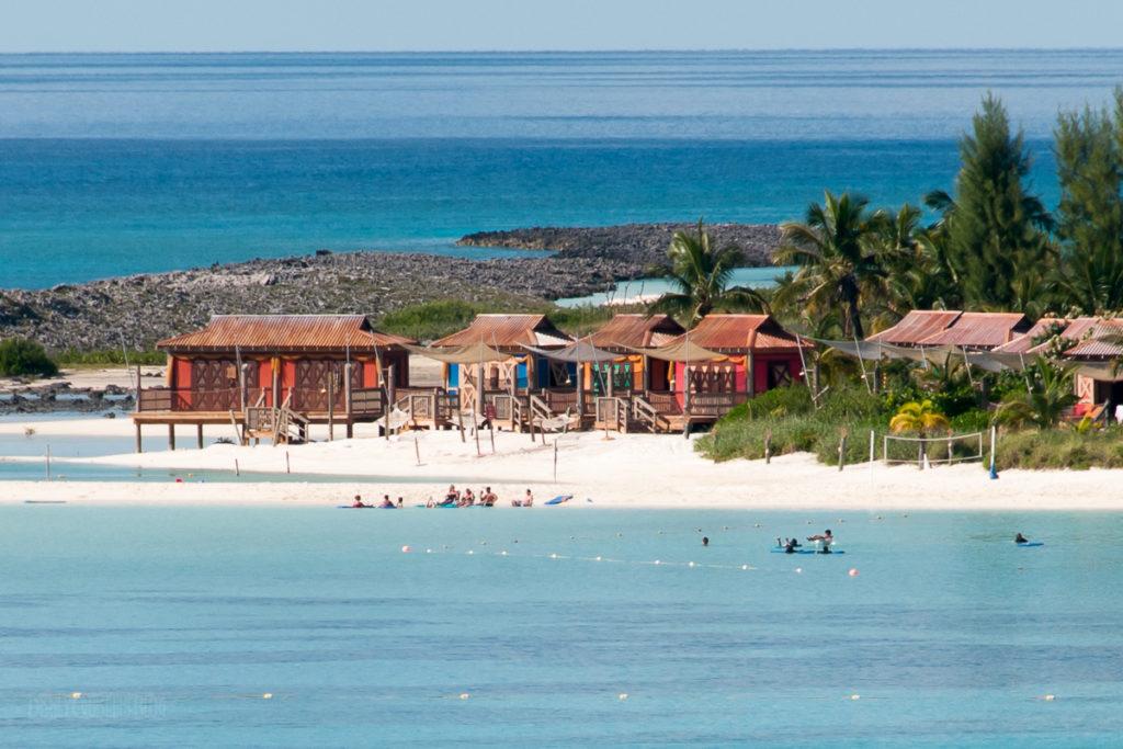 Castaway Cay Cabana Construction Update